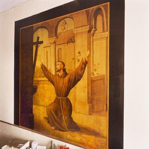 Stigmatisering van Franciscus van Assisi