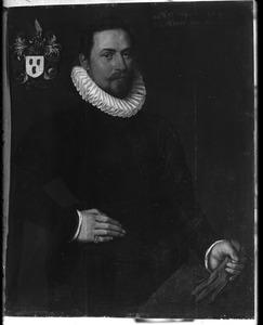 Portret van Anthony van Groenewegen (1556- )