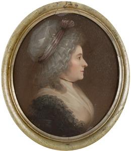 Portret van Eusebia Jacoba de Rode van Heeckeren (1740-1793)