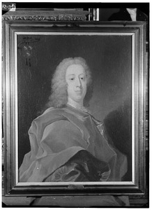 Portret van Cornelis van Rijckevorsel (1705-1777)
