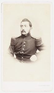 Portret van Willem Krol (1828- )