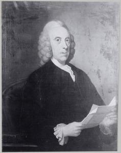 Portret van Daniel Mobachius Quaet (1700- )