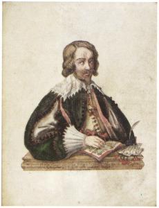 Portret van een geleerde