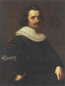 Portret van Karl Gustafsson Banér (1598-1632)