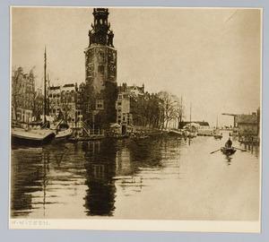 Oude Schans te Amsterdam