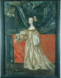 Portret van Maria Elisabeth Stenbock (ca. 1645-1693)