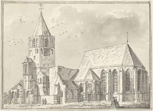 De kerk van Warmond