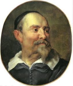 Portret van de schilder Jan Snellinck
