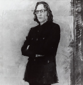Portret van Hans van Westen