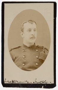 Portret van jonkheer Jules Henri Wttewaall van Stoetwegen (1868-1953)