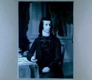 Portret van Johannes Mulder (1769-1810)