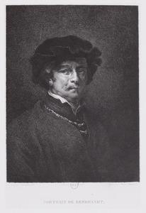 'Portrait de Rembrand'