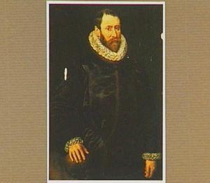 Portret van Jacob Bas Claesz., burgemeester van Amsterdam (1581-....)