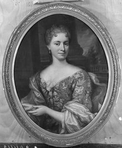 Portret van waarschijnlijk Margaretha Bicker (1699-1757)