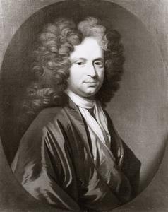 Portret van Izaak Lanssel ( -1738)