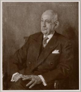 Portret van Joan Gelderman (1877-1975)