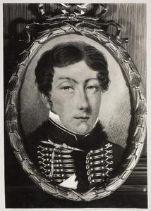 Portret van Jhr. Gijsbert Jan Dommer van Poldersveldt (1789-1844)