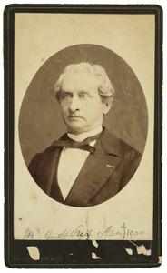 Portret van Gerrit de Vries (1818-1900)