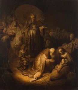 Aanbidding van de koningen