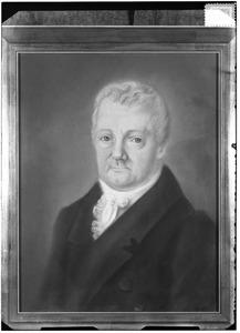 Portret van Daniel Hermannus Andreae (1772-1839)