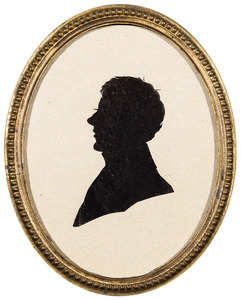 Portret van Willem Anne baron Schimmelpenninck van der Oye (1800-1872)