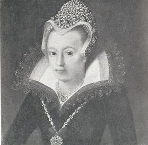 Portret van Sophie Krabbe