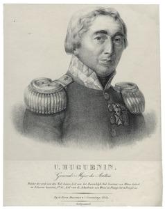 Portret van Ulrich Huguenin (1755-1834)