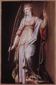 De H. Margaretha van Antiochië