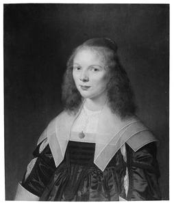 Portret van Cecilia van Rijnevelt