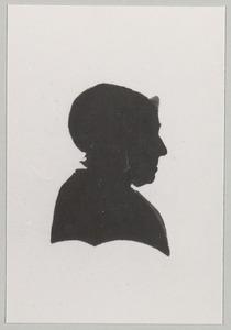 Portret van juffrouw Plak