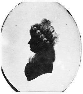 Portret van Catharina de Haan (1759-1797)