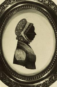 Portret van Jacoba Nanninga (1771-1845)
