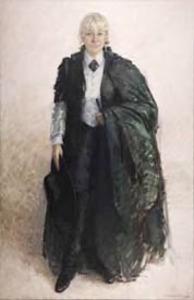 Portret van Anne Wil Blankers (1940-)