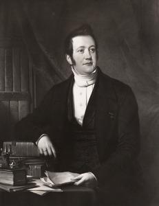 Portret van Pieter Jacob Teding van Berkhout (1810-1892)