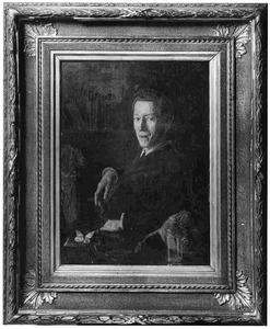Portret van Klaas N. Swierstra (1841-1891)