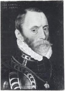 Portret van Philip de Montmorency (1524-1568), graaf van Hoorne, admiraal der Nederlanden en lid van de Raad van State