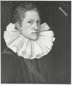 Portret van Francois Cousebant (1580-1667)