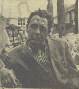 Portret van Piet Worm (1909-1996)