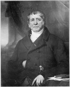 Portret van Johann Peter Gottlieb Bunge (1781-1865)