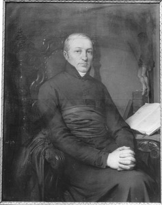 Portret van Franciscus Theodorus Schluter (1791-1843)