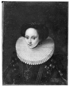 Portret van Adriana van Beyeren van Schagen (1575-1656)
