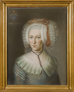 Portret van Cornelia Simona van Doetinchem (?-1789)