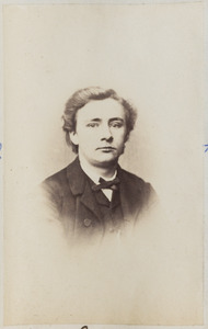 Portret van M. Sijlstra (...-...)