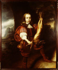 Portret van Jacob Pauw (1663-1684)