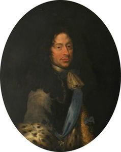 Portret van Peder Schumacher, graaf van Griffenfeld (1635-1699)