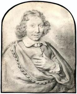 Portret van een 26-jarige man