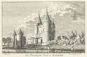 Hanselaer poort te Kalkar
