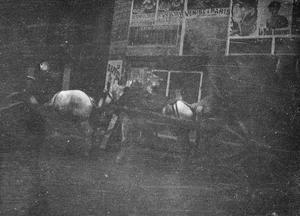 Paarden te Parijs