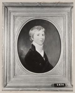 Portret van Lambert Pieter Catharinus van Tets (1788-1833)