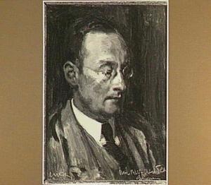 Portret van Gideon Mari den Tex (1870-1916)